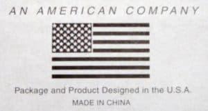 USA Made Crib