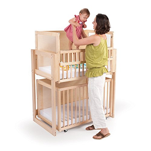 Choosing the best crib for twins in 2015 kids saver network - Best baby cribs for small spaces set ...