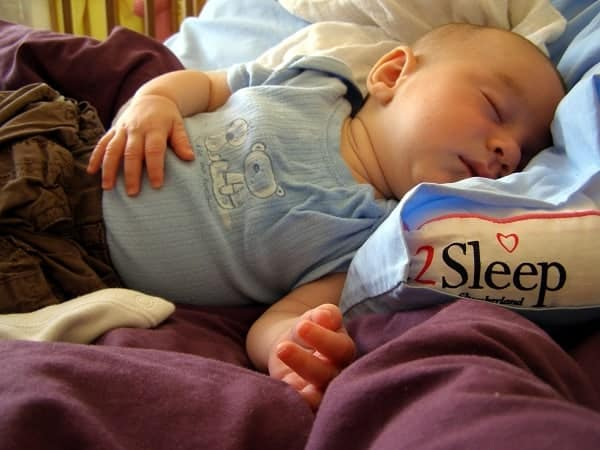 When Can a Baby Have a Pillow?