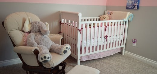 best nursery glider