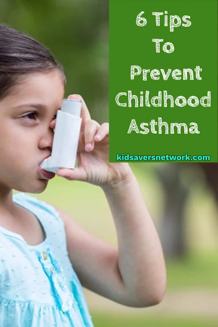 Childhood asthma affects 1 in 10 American kids & this number is growing yearly.