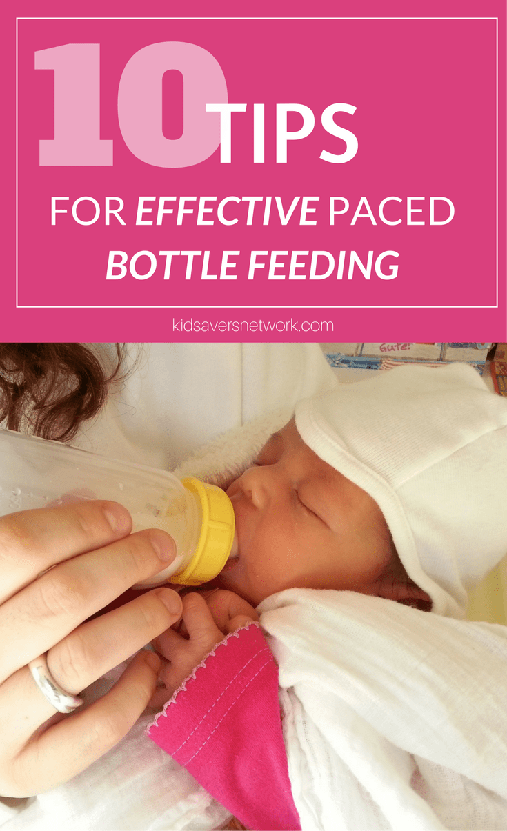 Want to know about paced bottle feeding? Learn the