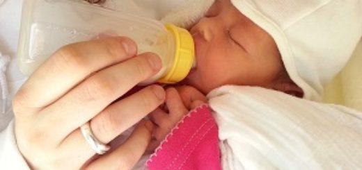 paced bottle feeding