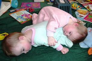 saving with twins