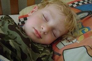toddler sleep problems
