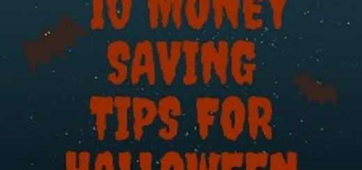 money saving halloween