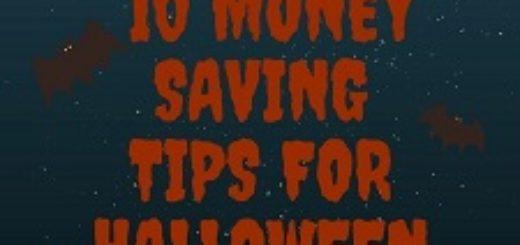 money saving halloween