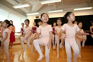 toddler ballet classes