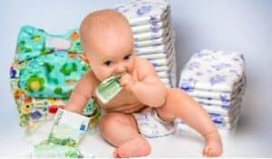 cloth diapers v disposables