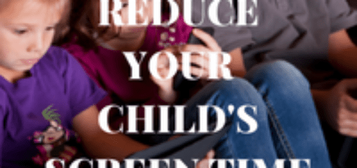 10 TIPS TO REDUCE YOUR CHILD'S SCREEN TIME