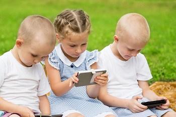 Preschool cellphones